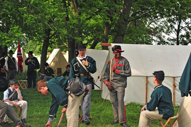 Wasioja Civil War Days 2013 - 19