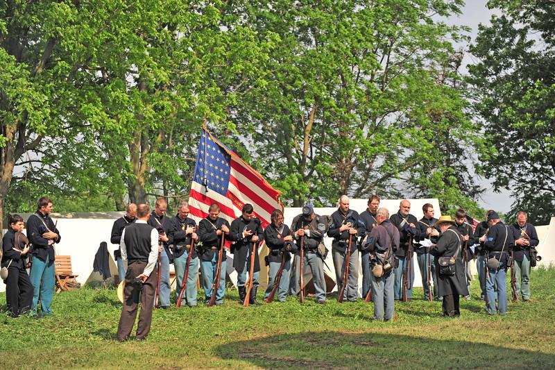 Wasioja Civil War Days 2013 - 56
