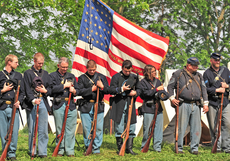 Wasioja Civil War Days 2013 - 57