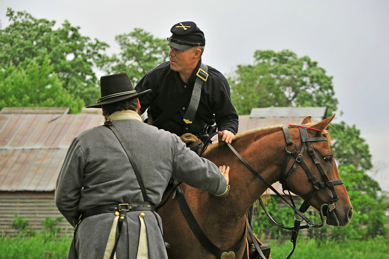 Wasioja Civil War Days 2013 - 999973