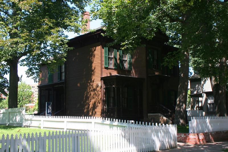 Harriett Dean House (ca. 1850's)