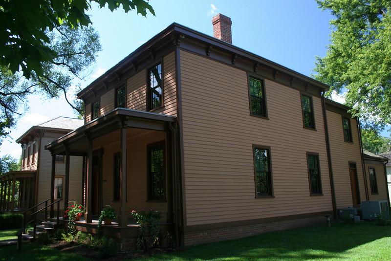 Jesse Dubois House (ca. 1859)