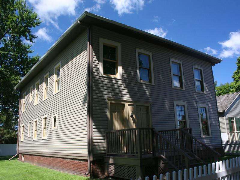 Allen Miller House (ca. 1851)
