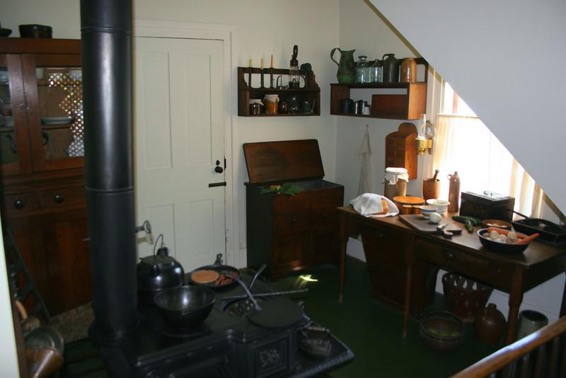Lincoln Home - Kitchen