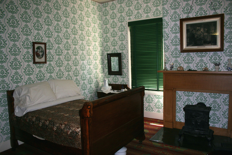 Lincoln Home - Guest (?) Bedroom