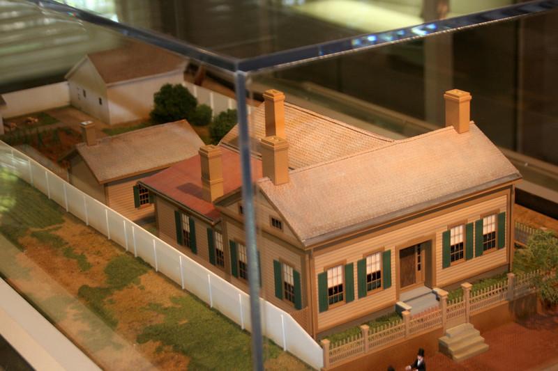 Lincoln Home (ca. 1846-1854)