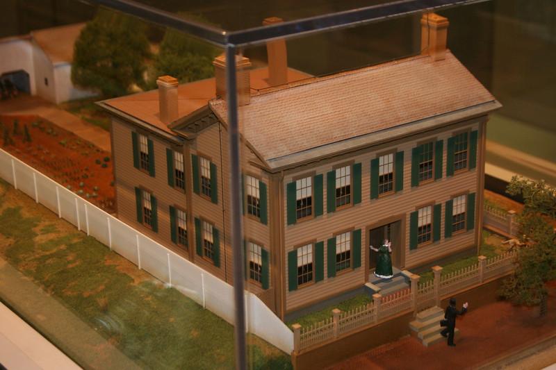 Lincoln Home (ca. 1855)