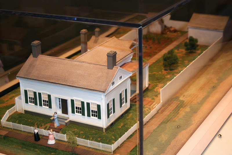 Lincoln Home (ca. 1844-1846)