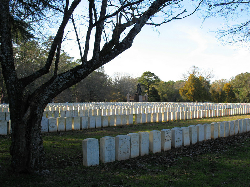 Andersonville National Cemetery