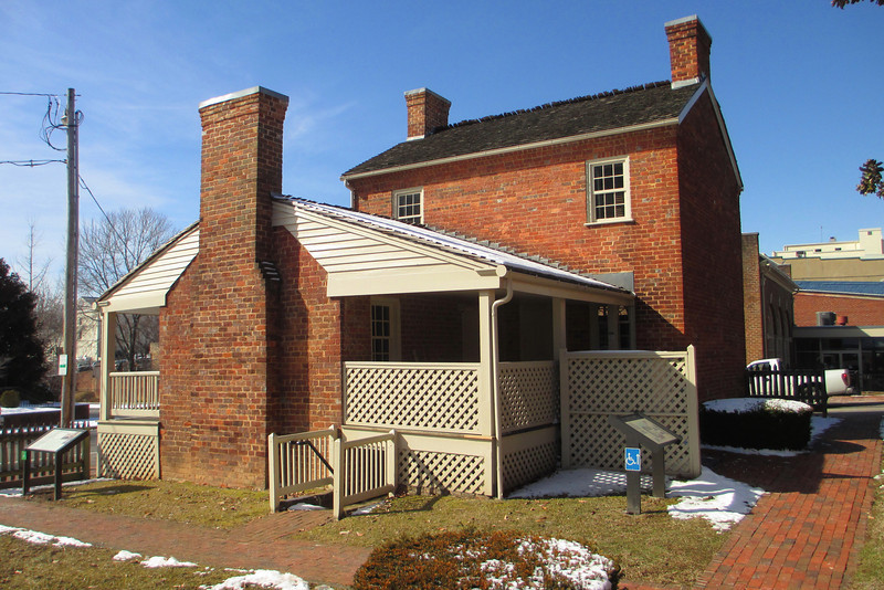 Andrew Johnson 'Early' Home