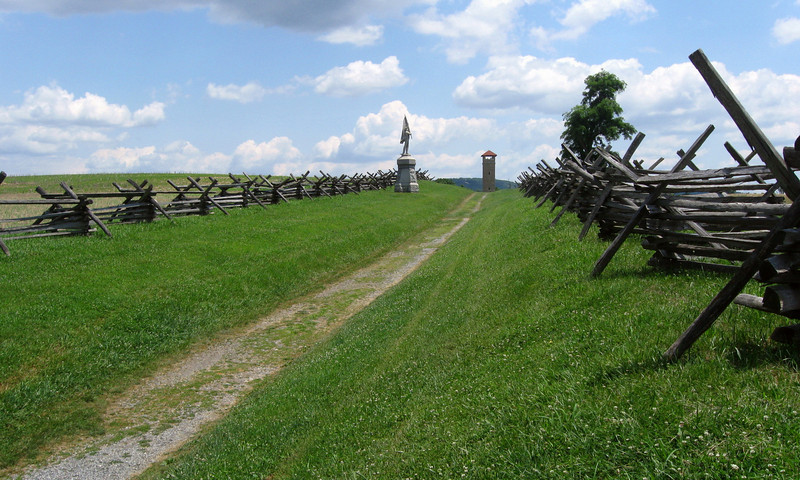 The Sunken Road (Bloody Lane)