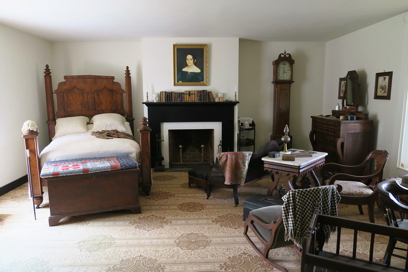 McLean House (ca. 1848) - Virginia's Room
