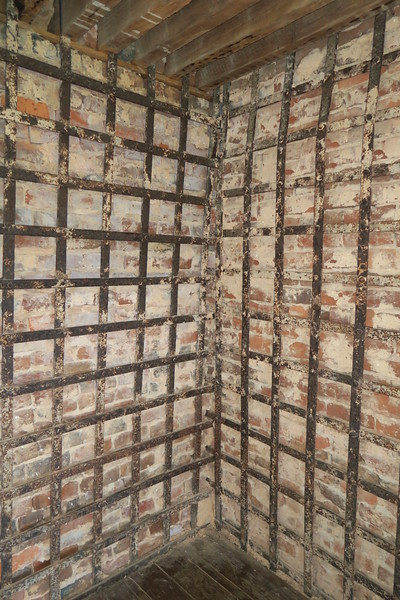 Appomattox County Jail (ca. 1860-70) - Prisoner Cells