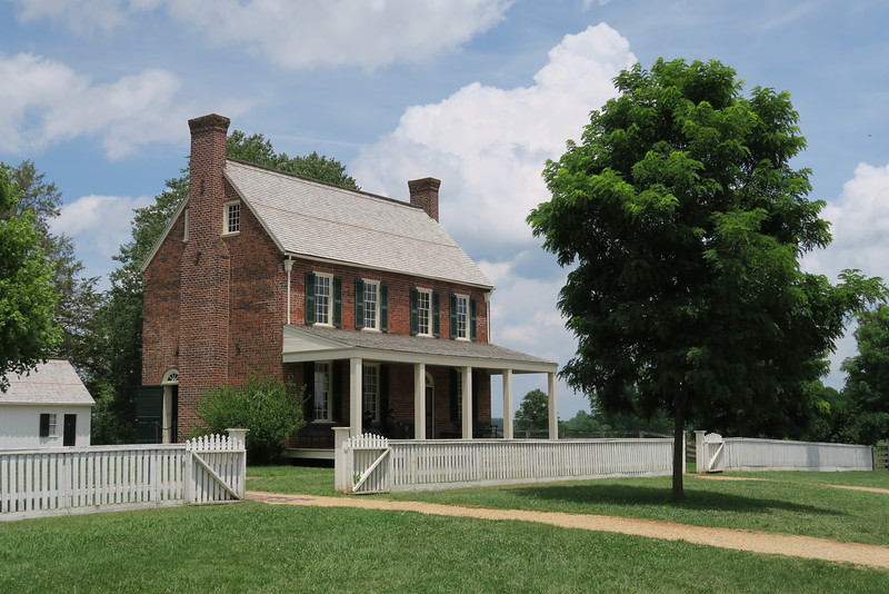 Clover Hill Tavern (ca. 1819)