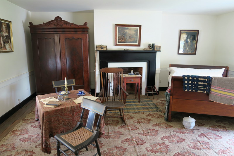 McLean House (ca. 1848) - Wilmer's Room