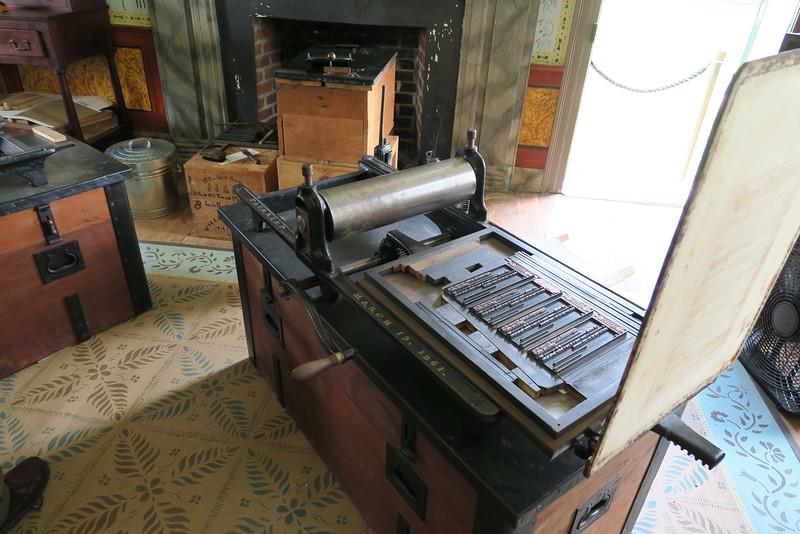 Clover Hill Tavern (ca. 1819) - Parole Printing