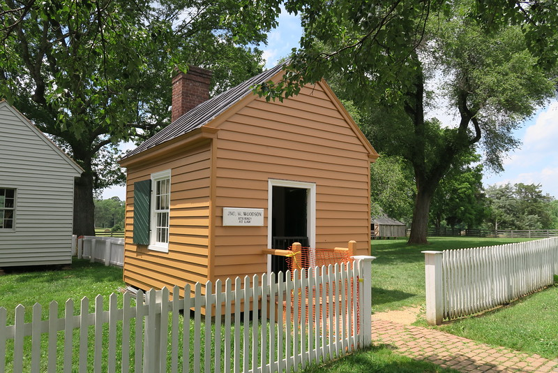 Woodson Law Office (ca. 1851)