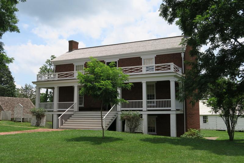 McLean House (ca. 1848)
