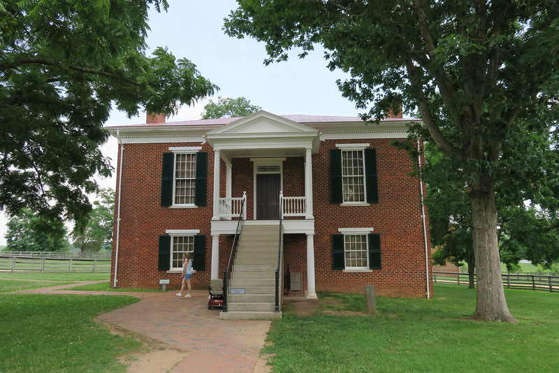 Appomattox Courthouse (ca. 1846)