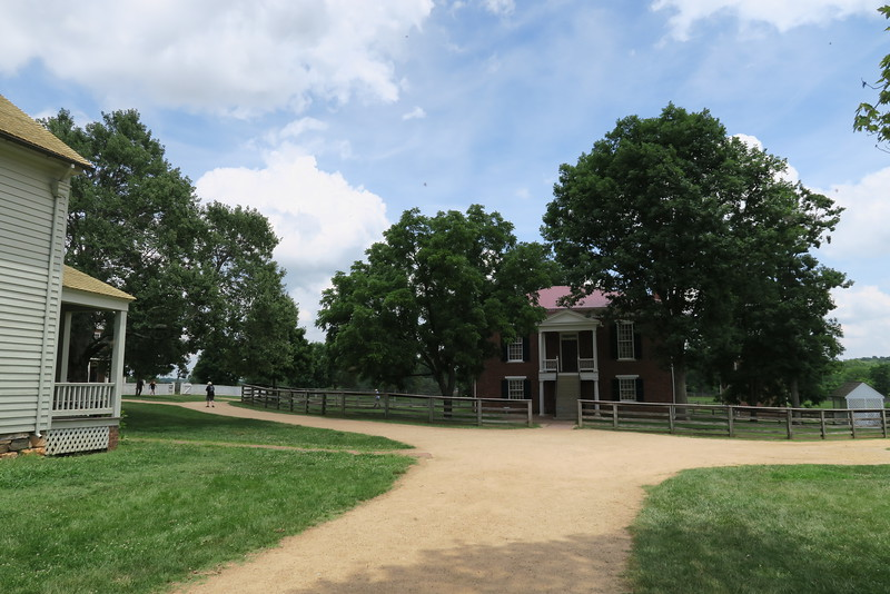 Appomattox Courthouse (ca. 1846) - From McLean House