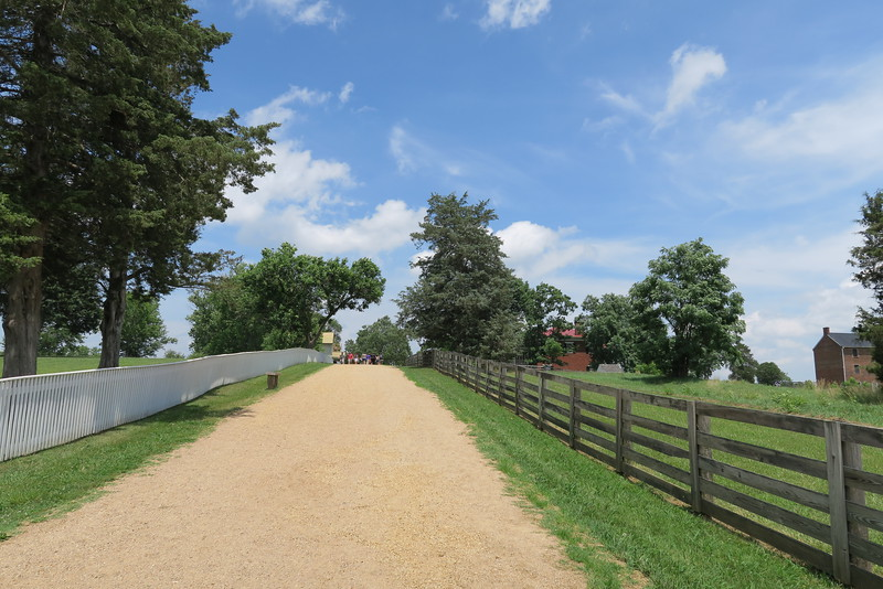 Appomattox Court House Historic Village