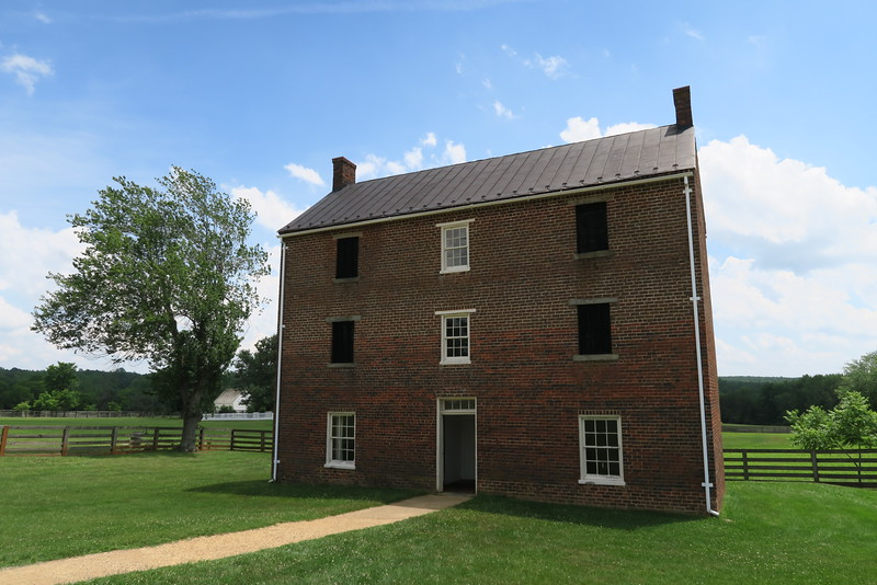 Appomattox County Jail (ca. 1860-70)