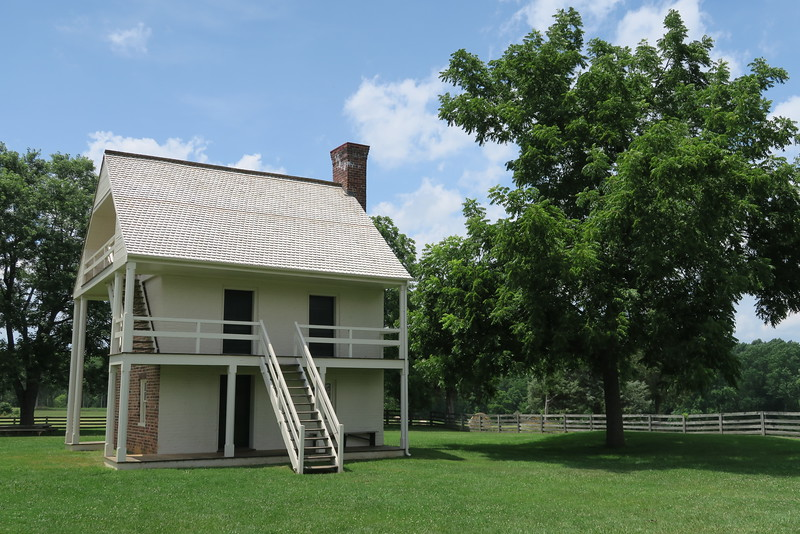 Clover Hill Tavern Guesthouse (ca. 1820)