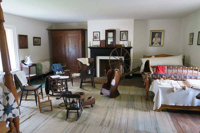 McLean House (ca. 1848) - Children's Room