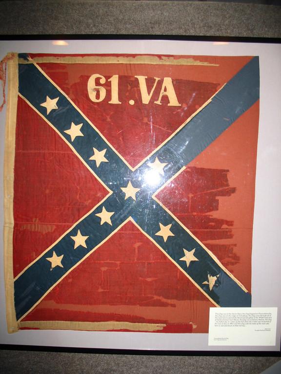61st Virginia Battle Flag