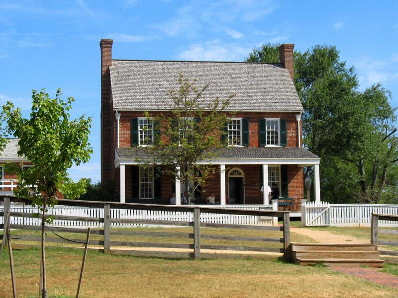 Appomattox - Clover Hill Tavern (ca. 2006)