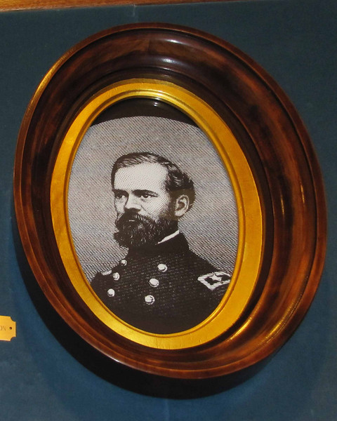 Battle of Atlanta - Union Maj. Gen. James B. McPherson