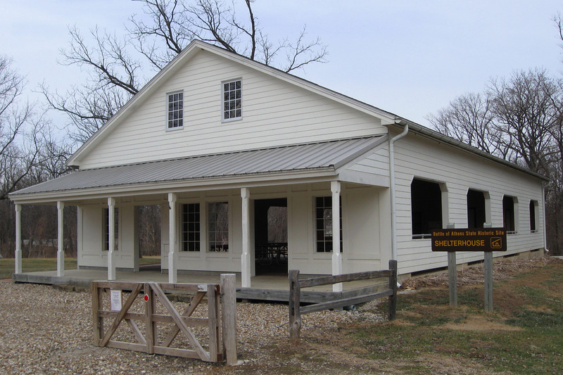Battle of Athens State Historic Site
