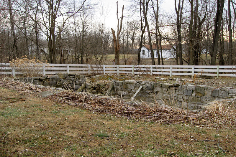 Colton-Gordon House Site