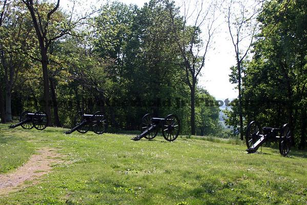 Bolivar Heights, WV Battlefield