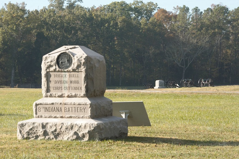 8th Indiana Battery 2006-1