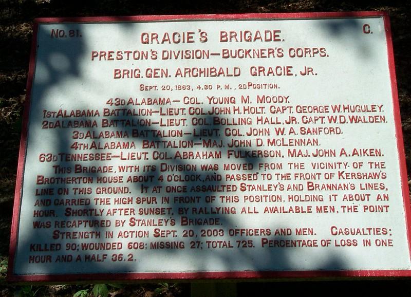 Gracie's Brigade 2 NPS
