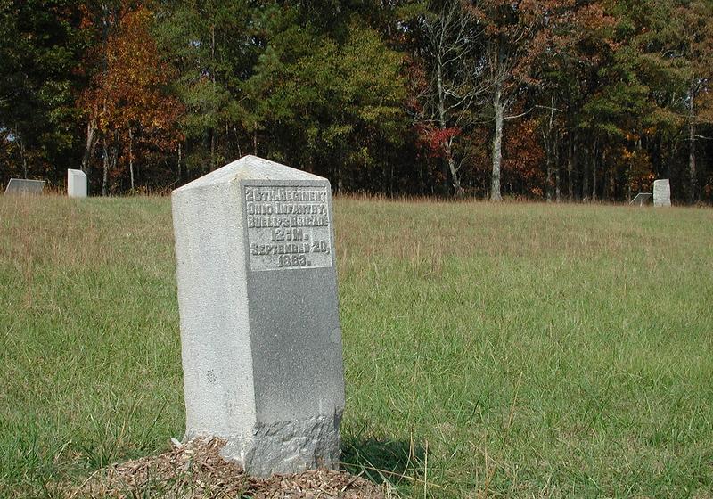Mendenhall's Ridge 26 Ohio 1N-e