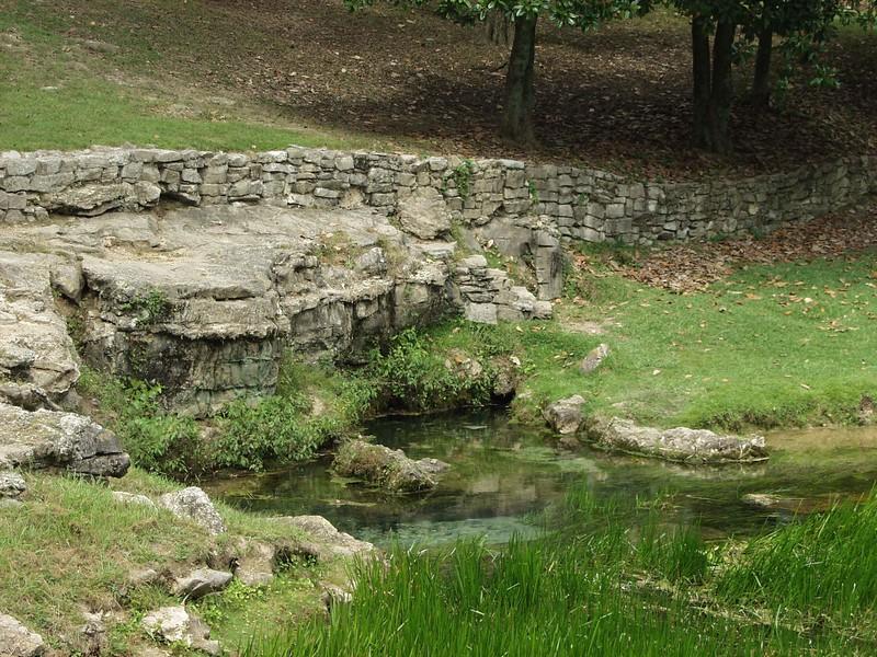 Crawfish Springs below Chickamauga battlefield