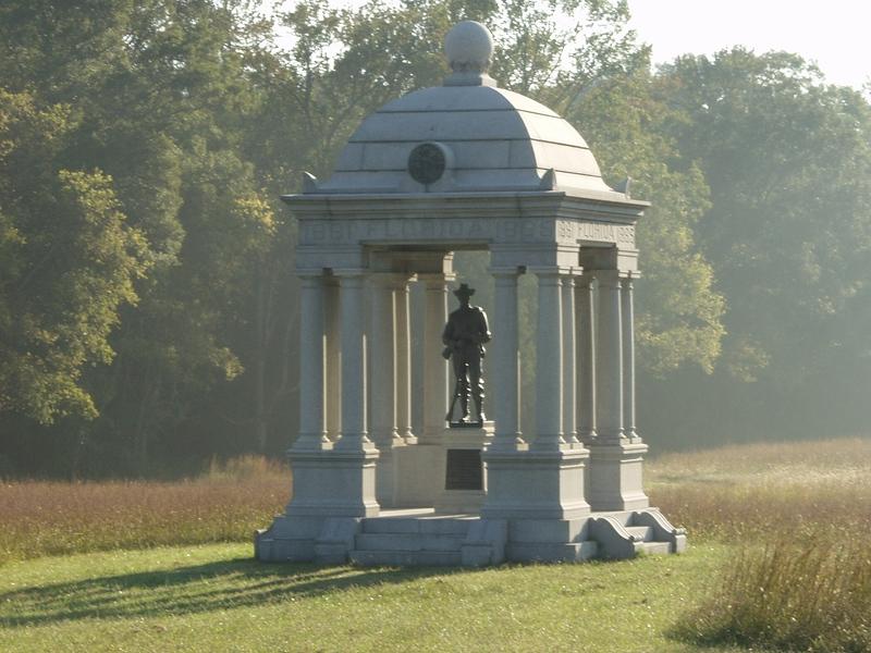 Florida monument - Chickamauga and Chattanooga National Military Park