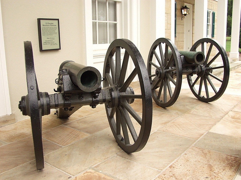 12-Pounder Mountain Howitzer 01-e