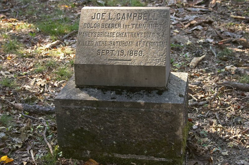 1st Tenn-Joe Campbell 03-00