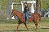 Corporal, Union Cavalry. Ft Scott National Historical Site Civil War Encampment.