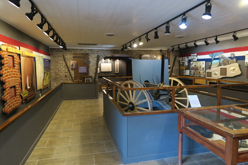 Fort Clinch State Park Visitor Center & Museum