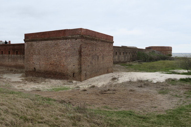 North Bastion