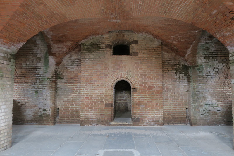 Southwest Bastion (Interior)
