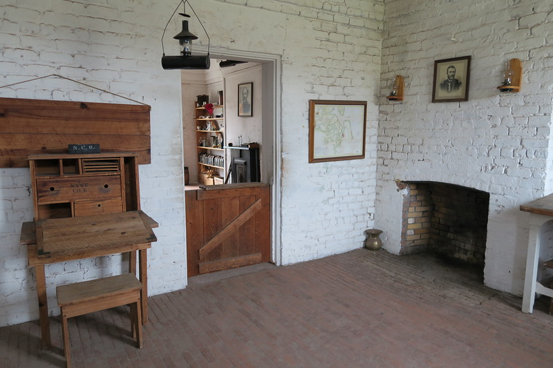 Storehouse/Dispensary (Interior)