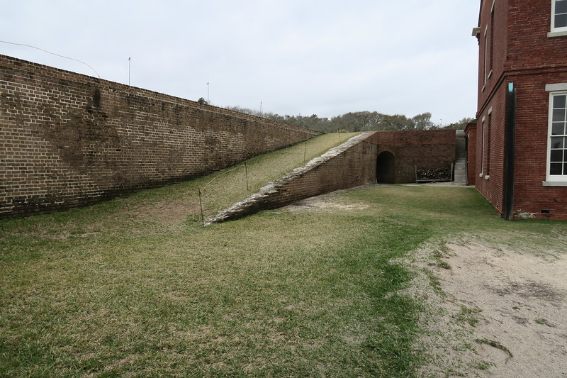 South Bastion Ramp