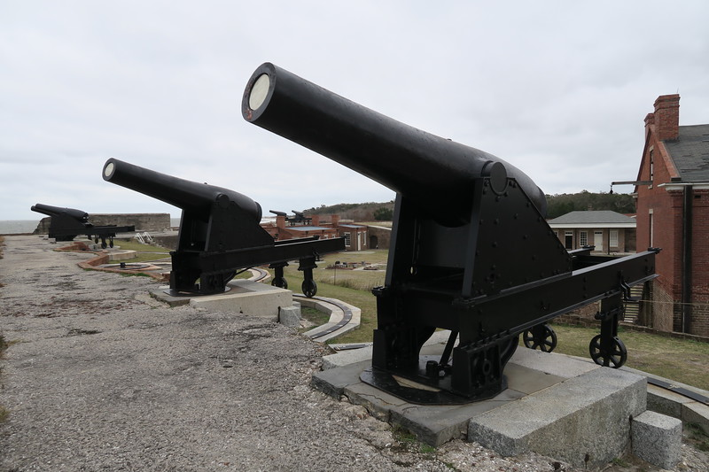 10-inch Smoothbore Cannon