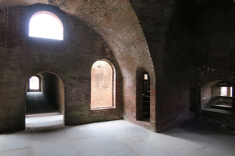 Northwest Bastion (Interior)