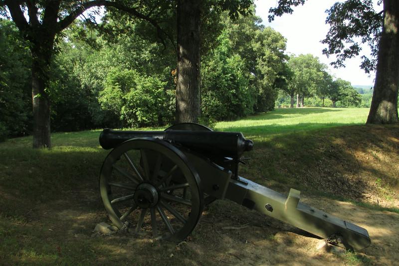 Stankiewicz's Battery - Fort Donelson - Feb. 15, 1862
